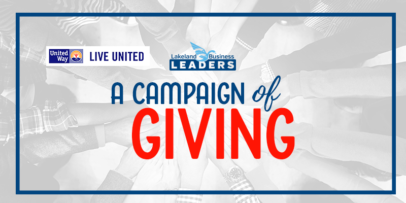 , LBL Inaugural Campaign of Giving