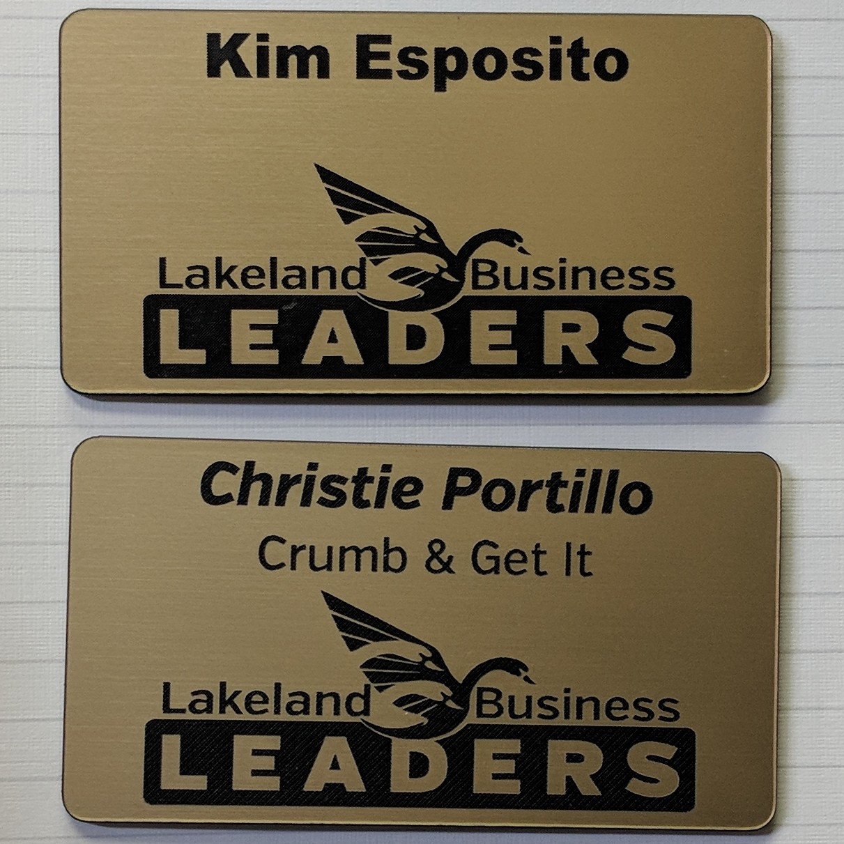 , Request An LBL Name Tag