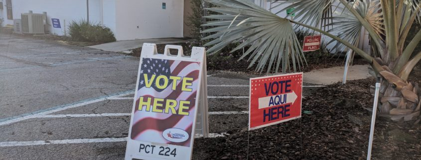 , Lakeland Business Leaders: Get out there and VOTE!