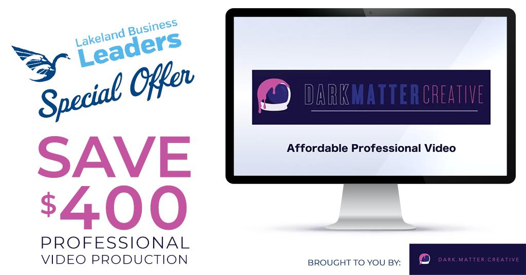 , Dark Matter Creative High-Quality Professional Video
