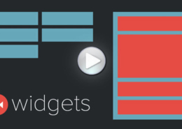 WP Managing Widgets