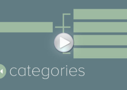 WP Categories video