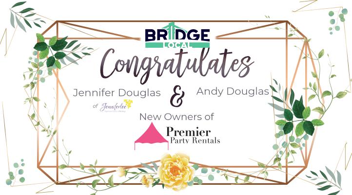 , Jenniferlee Events announces acquisition of Premier Party Rentals