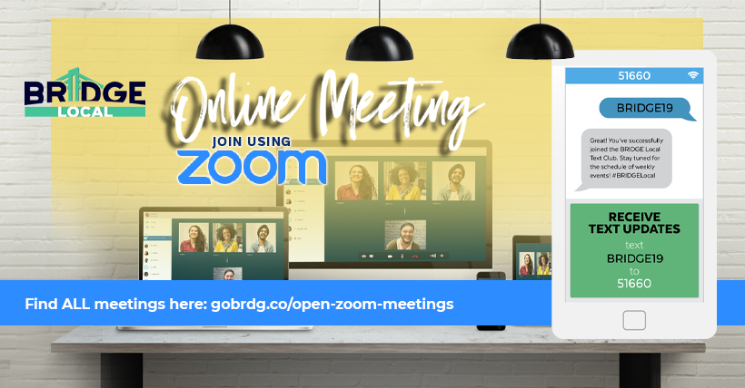 , Week of March 30: Zoom Virtual Meetings and Virtual Conference Room